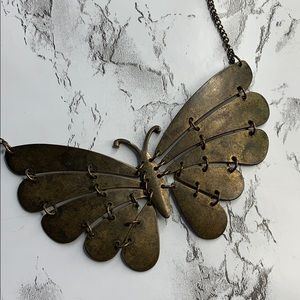 Jewelry - Rustic Butterfly 🦋 Necklace